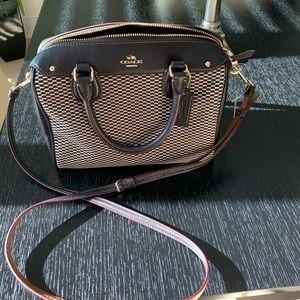 Coach Bags - Coach mini Bennett satchel NWT